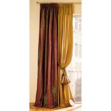 Vorhang Taffetta - 1 Stück - Prachtvoll changierender Taft – zeitlos schön und in vielen Jahren  noch genauso aktuell.