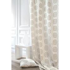 """Vorhang """"Nidda"""", 1 Vorhang - Noble Optik. Edler Glanz. Außergewöhnliche Musterung. Und ein erfreulich günstiger Preis."""