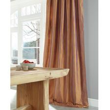 "Vorhang ""Louis"", 1 Vorhang - Kostbare Rarität: Multicolor-Fineliner aus garngefärbter Seide."