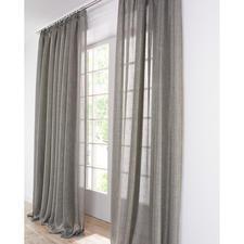 """Vorhang """"Clio"""", 1 Vorhang - Außergewöhnlich duftiges Doppelgewebe mit raffinierter Struktur."""
