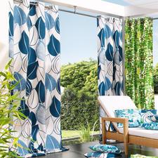 Vorhang Tiana - 1 Stück - Robust und wetterfest: Die Outdoor-Vorhänge von Designers Guild.