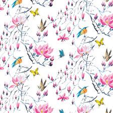 Vorhang Madame Butterfly - 1 Stück