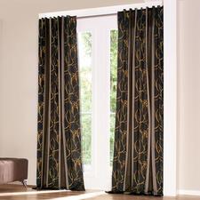 """Vorhang """"Isadora"""", 1 Vorhang - Hohe Webkunst. Großes Design. Und ein erstaunlich günstiger Preis."""
