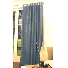 """Vorhang """"Living"""", 1 Vorhang - Warm und gemütlich: Der Vorhang mit Flanell-Charakter."""