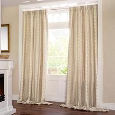 """Vorhang """"La Mara"""", 1 Vorhang - Der perfekte Deko-Schal für opulente Draperien im französischen Landhausstil."""