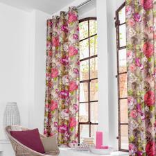 Vorhang Medicis - 1 Stück - Luxuriöse Seiden-Optik und nobler Designer-Chic.