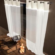 """Vorhang """"Lumilin"""", 1 Vorhang - Innovative Symbiose von Stoff und Licht."""