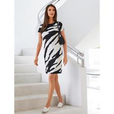 cavalli CLASS Zebraprint-Kleid - Das Designerkleid für jeden Tag. Und (fast) alle Gelegenheiten. Von cavalli CLASS, dem Meister der Animal-Prints.