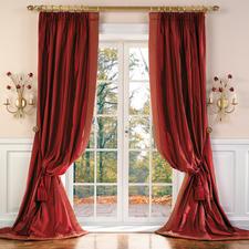 Vorhang Versailles - 1 Stück - Einen so aufwändig von Hand gefertigten Vorhang werden Sie nur schwer finden.