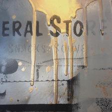 100 % Handarbeit: Devin Miles vereint Malerei, Siebdruck und Airbrush in seinem Werk.