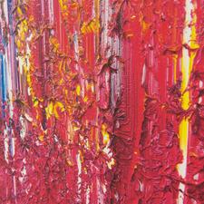 Der 11-Farben-Pigmentdruck gibt die Farbigkeit des Ölgemäldes originalgetreu wieder.