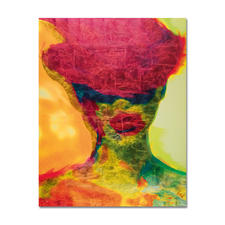 Beatrice Bues-Bohl – Ciao - Mit 12 Karat Weißgold veredelt – die erste Unikatserie von Beatrice Bues-Bohl. 80 Exemplare.