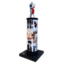 Christoph Pöggeler – Säulenheilige Love - Neueste Edition der berühmten Säulenheiligen von Christoph Pöggeler. 333 Exemplare. Maße: 43 cm