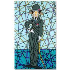 Adam Karamanlis – Chaplin - Adam Karamanlis´ Werke bei Christie´s in Düsseldorf. Und nun bei Ihnen zu Hause. Handübermalte Edition. 30 Exemplare. Maße: 60 x 100 cm