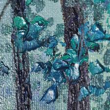 Pei Lian Zhi – Original  Spring Forest