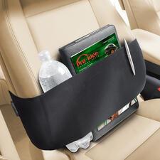 Depoflex® Ordnungsgurt - Jetzt wird Ihr Beifahrersitz zur sicheren Ablage.