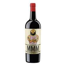 MMM Macho Man Monastrell 2014, Casa Rojo, Jumilla, Spanien - Der Macho Man: Kraftvoll – packend - mit einem weichen Kern.