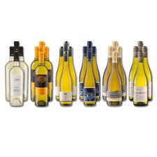Weinsammlung - Die kleine Weißwein-Sammlung Frühjahr 2020, 24 Flaschen - Wenn Sie einen kleinen, gut gewählten Weinvorrat anlegen möchten, ist dies jetzt besonders leicht.