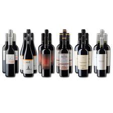 Weinsammlung - Die kleine Rotwein-Sammlung Sommer 2020, 24 Flaschen - Wenn Sie einen kleinen, gut gewählten Weinvorrat anlegen möchten, ist dies jetzt besonders leicht.