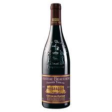 Premier Terroir 2017, Château Beauchêne, Côtes du Rhône, Frankreich - Ein Glück, dass dieser Wein nicht Châteauneuf du Pape heißen darf.