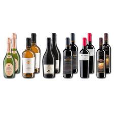 Testpaket - Neuzugänge Winter 2020 - 12 Flaschen à 0,75 l