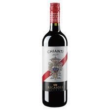Chianti del Barone Ricasoli 2019, Toskana, Italien - Ein Glück, dass dieser Chianti nicht Classico heißen darf.