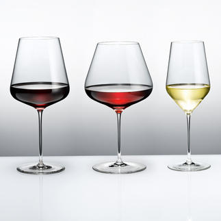 Zalto Denk'Art, 6er-Set Weißweinglas, Bordeauxglas oder Burgunderkelch Die Weingläser namhaftester Glashütten im Profi-Test: Dies sind die Sieger.