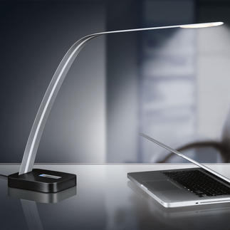 Lita Design LED-Tischleuchte Extrem schlankes Design. Neutralweißes Licht. Ideal zum Lesen und Arbeiten.
