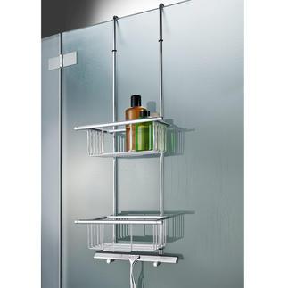 Duschkorb, Badetuchhalter oder Dusch-Einhängeregal GM5 Selten ist die perfekte, stilvolle Lösung so einfach.
