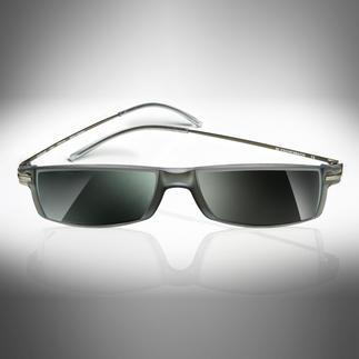 Eschenbach Lese-Sonnenbrille In 3 Stärken. Mit 88 %iger Grautönung. Qualitäts-Optik von Eschenbach, Deutschland.