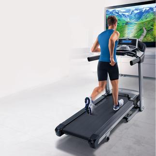 Horizon Fitness Laufband Paragon 6 inkl. Mediaplayer Trainieren Sie in den schönsten Gegenden der Welt – ganz einfach zu Hause.