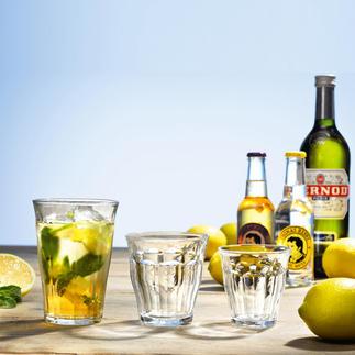 Picardie-Gläser, 6er-Set Klassisch. Schön. Unverbesserbar: die typisch französischen Picardie-Gläser.