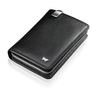 Braun Büffel Handy-Börse Alle Wertsachen gut geschützt am Körper – und mit einem Griff zur Hand.