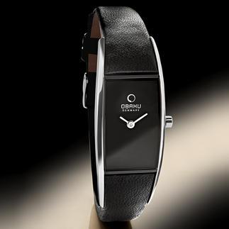 """Obaku Damen-Armbanduhr """"every day"""" Schwer zu finden: Die perfekte Damenuhr für jeden Tag. Feminin. Zierlich. Und zeitlos elegant. Von Obaku, Dänemark."""