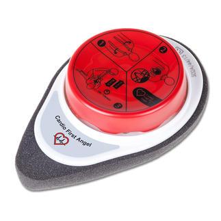 Cardio First Angel Ein Lebensretter für 69,95 €. Hilft bei einem Herzstillstand, die richtige Herz-Druck-Massage zu geben.