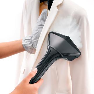 Deluxe-Steamer Schneller und professioneller als Bügeln. Glättet Falten und reduziert Gerüche.