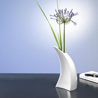 Gießvase Skulpturale Vase? Oder außergewöhnliche Gießkanne? Beides! Edles, modernes Design,handgefertigt in Deutschland.