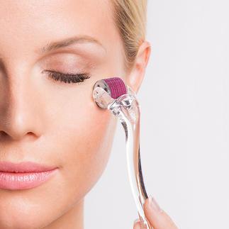 Beautyroller® Microneedling@home: der Anti-Aging-Erfolg der Hollywood-Stars. Jetzt bei Ihnen zu Hause.