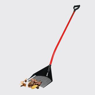 """3-in-1 Garden-Tool """"Golden Gark"""" Harke, Schaufel, Sieb: 3 Gartengeräte in einem genialen Tool."""