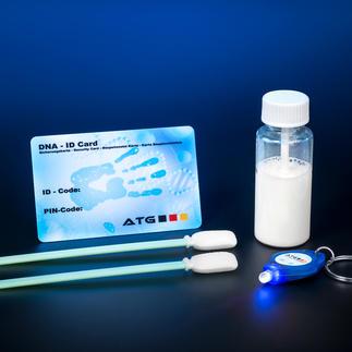 kDNA-Markierungs-Set Eigentumsschutz neuester Stand. Künstliche DNA markiert und identifiziert Ihre Wertsachen zweifelsfrei.