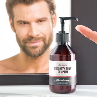 Beardwash, 250 ml Selten zu finden: das vegane Bart-Shampoo. Außergewöhnlich mild und hautverträglich. Angenehm kühlend.