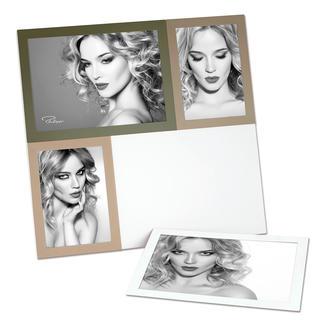Magnetisches Fotoboard Der perfekte Rahmen für Ihre individuelle Foto-Collage. 4 magnetisch haftende Einzelrahmen, frei zu arrangieren.