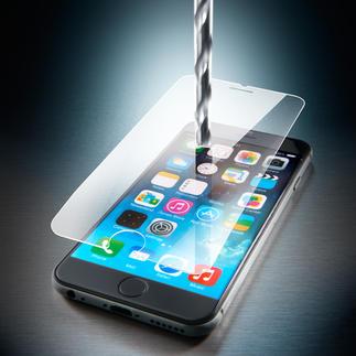 """My Screen Diamond Glass Schutzfolie Beste von 13 Schutzfolien: """"Diamond Glass"""" von MyScreen®. (Connect, Ausgabe 12/14)."""
