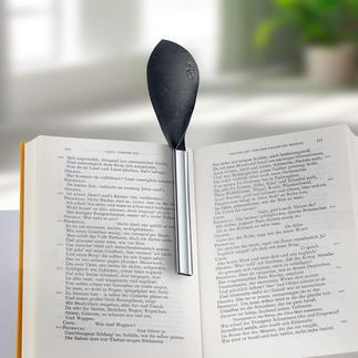 Design-Eselsohr Hält Ihre Bücher amüsant markiert – und die Seiten frei von Knicken.