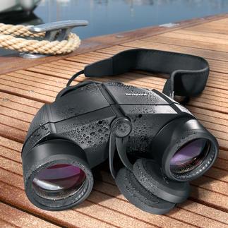 Fernglas MINOX BN 7x50 Das ideale Outdoor-Fernglas: robust, wasserdicht und salzwasserbeständig.