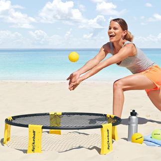 Spikeball® Pro-Idee-Set Dynamischer als Beachvolleyball. Überall spielbar. In 5 Minuten aufgebaut.