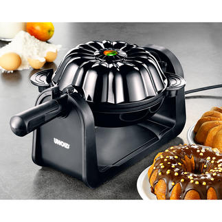 Kuchenbäcker Frisch gebackene Rührkuchen. Mit dem preisgekrönten Kuchenbäcker in nur 20 (statt 60) Minuten.