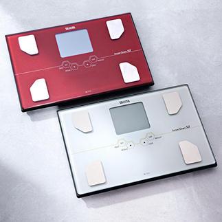 Tanita InnerScan® Die Technik der Profigeräte – jetzt noch präziser. Mit 50-g-Schritten (statt 100 g).