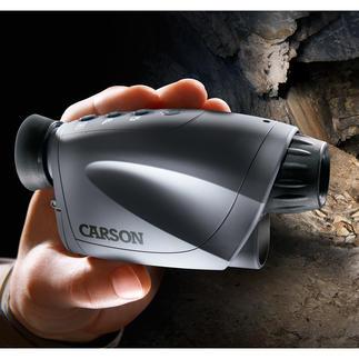 Mini-Nachtsichtgerät/Camcorder NV-250 oder Mini-Nachtsichtgerät NV-200 Jetzt sogar mit Aufnahme-Funktion: digitale Nachtsicht-Technik auf kleinstem Raum.