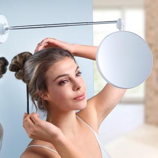 Twistmirror Endlich ein perfekter Spiegel zum Schminken und Frisieren.